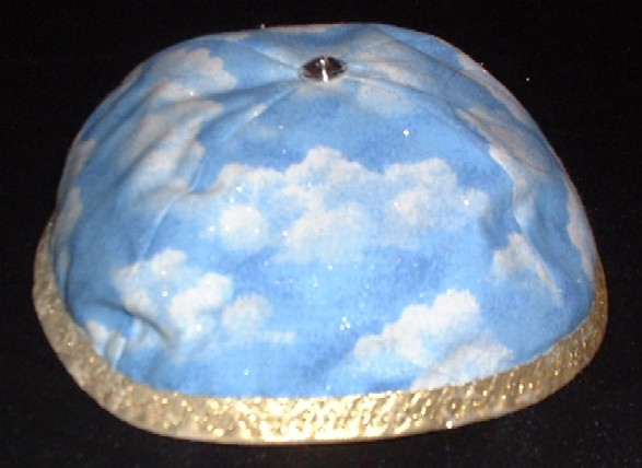 Jewishquilter Over The Top Kippot